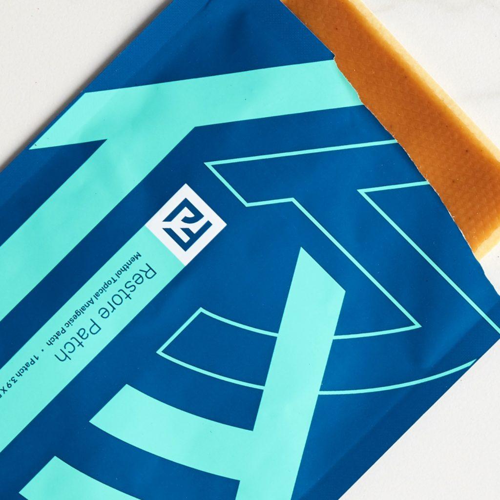 Painfix packaging